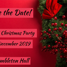 Christmas Party 2019