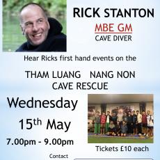 Rick Stanton – Thai Cave Rescue