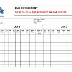 Dive paperwork online…