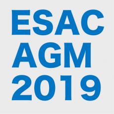 ESAG AGM – 21 November 2019