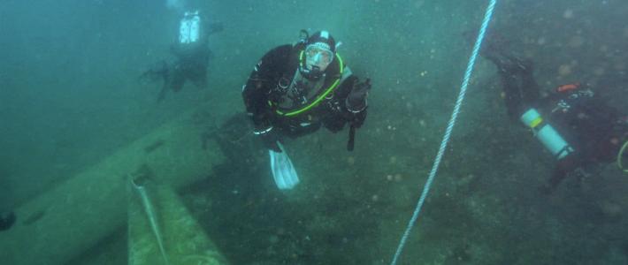 Last dive of 2019